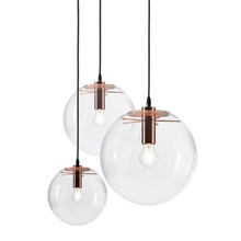 ClassiCon - Selene Suspension Lamp Copper