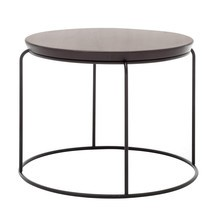 freistil Rolf Benz - Table d'appoint freistil 151 Ø 63cm