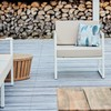 Jan Kurtz - Lux Lounge Outdoor Armchair