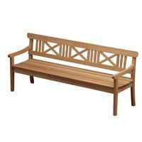 Skagerak - Drachmann Outdoor Bench 200