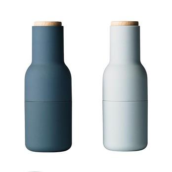 Menu - Bottle Grinder Mühle 2er Set Deckel Esche