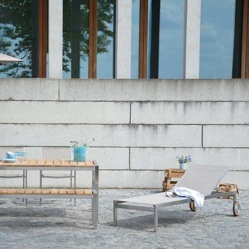Jan Kurtz - Luxury Sonnenliege