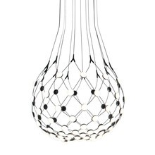 Luceplan - Mesh D86 LED Suspension Lamp Ø 80cm