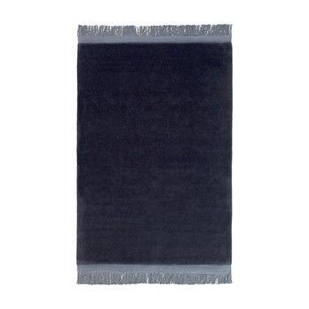 HAY - Raw Teppich 200x300cm - mitternachtsblau