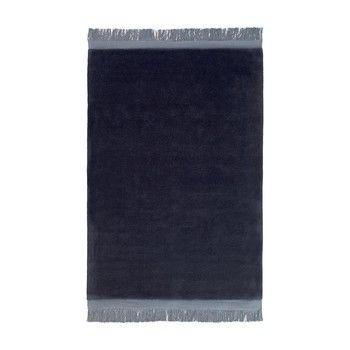 - Raw Teppich 200x300cm - mitternachtsblau