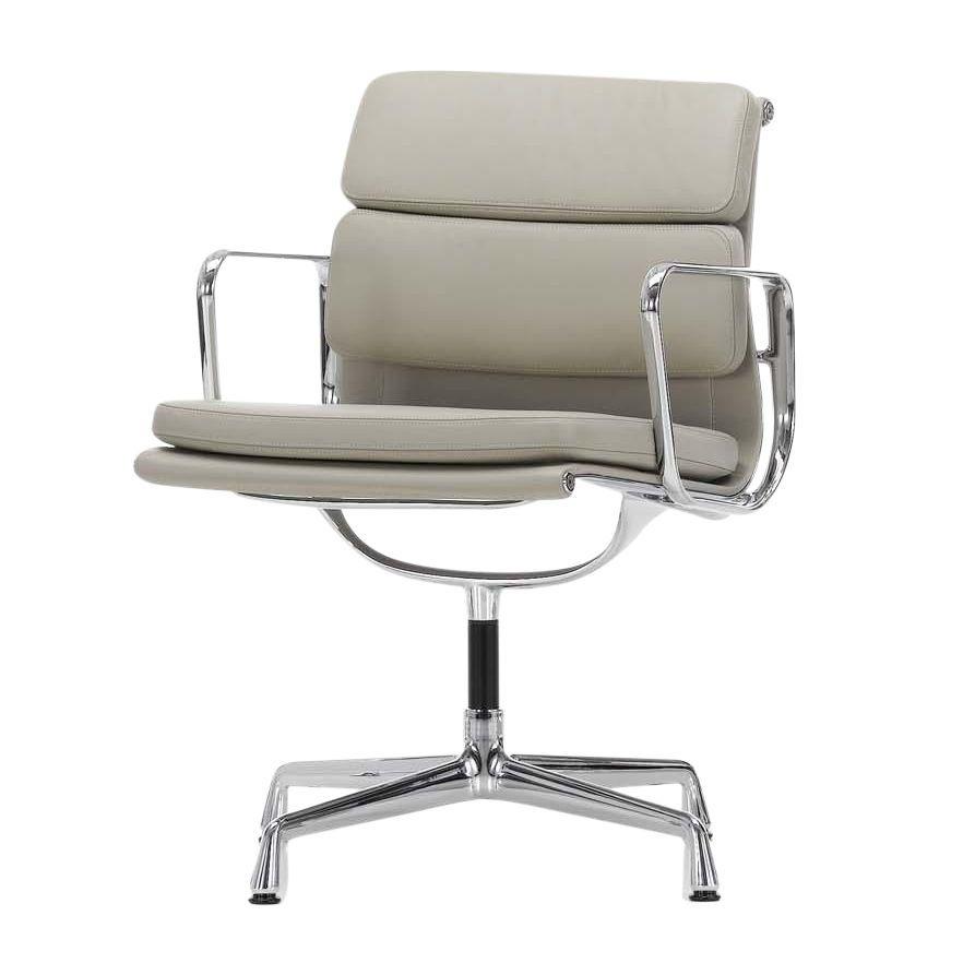 EA 208 Soft Pad Eames Chair Chaise de bureau Vitra