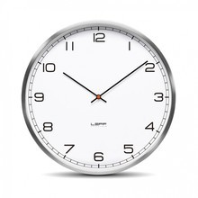 LEFF Amsterdam - LEFF One Wall Clock numbers