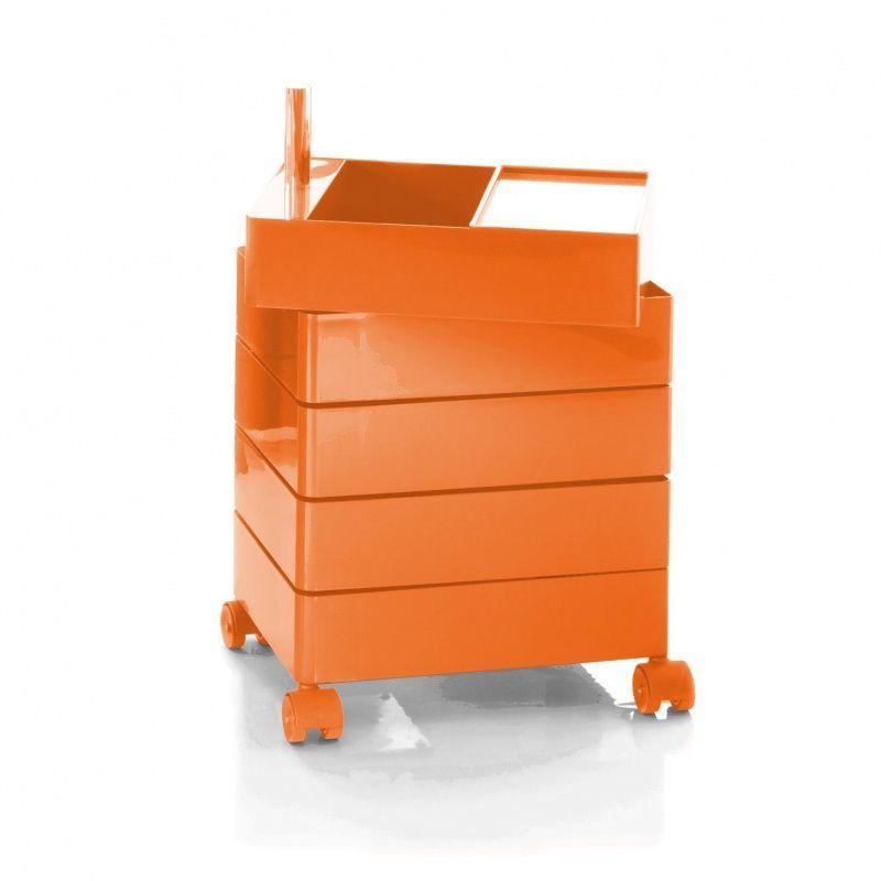 360 container 72 mit rollen magis magis 360 for Magis 360 container