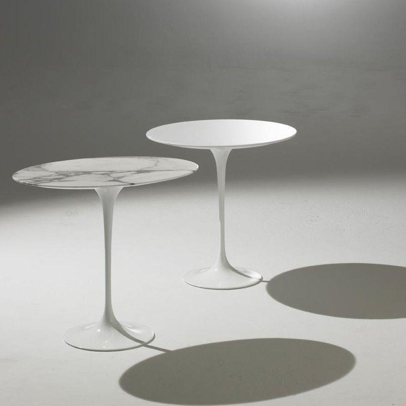 table d 39 appoint saarinen. Black Bedroom Furniture Sets. Home Design Ideas