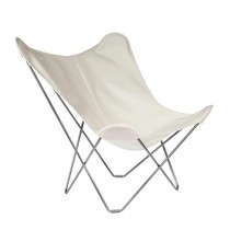 cuero - Sunshine Mariposa Sunbrella Butterfly Chair Gartensessel