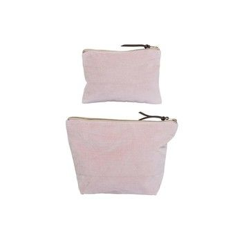 - Bloomingville Clutch/Handtasche 2er-Set -
