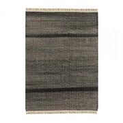 Nanimarquina - Tapis extérieur Tres Texture Black 170x240cm