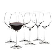 Holmegaard - Set de 6 verres à pinot rouge Perfection