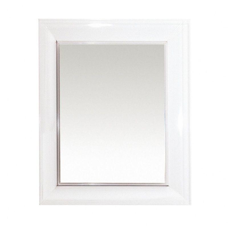 Francois ghost mirror kartell for Miroir francois ghost kartell