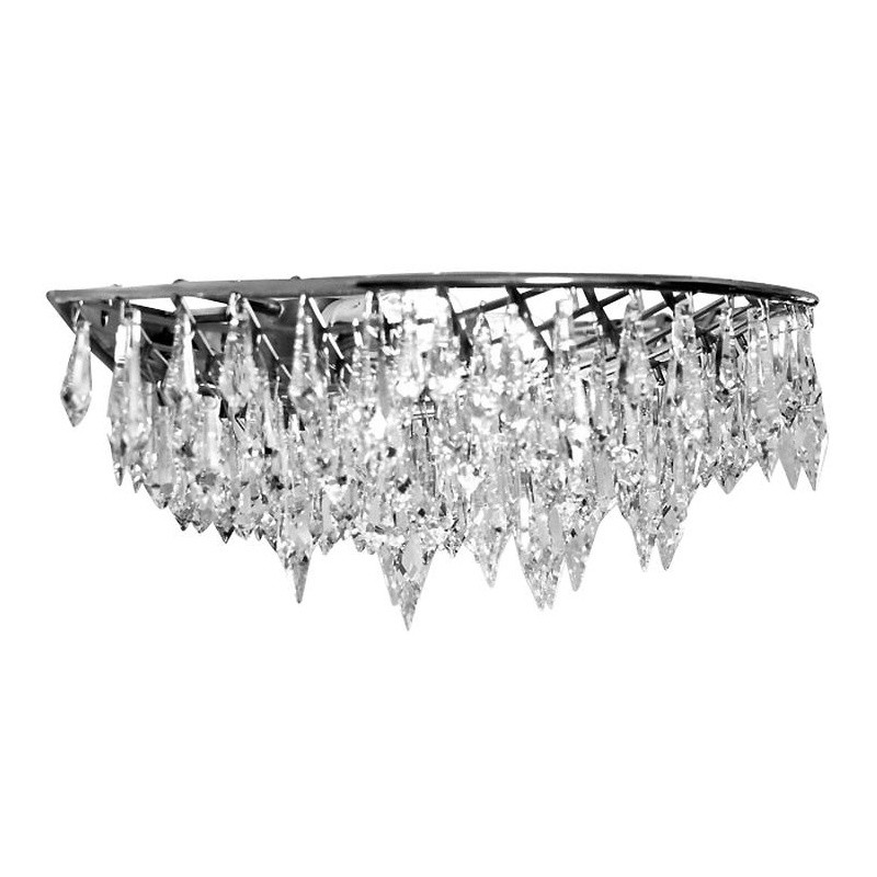 d9665ef975eb8 Anthologie Quartett Crystal Rain Wall Lamp | AmbienteDirect