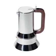 Alessi - 9090 Espresso Maker with Magnetic Base