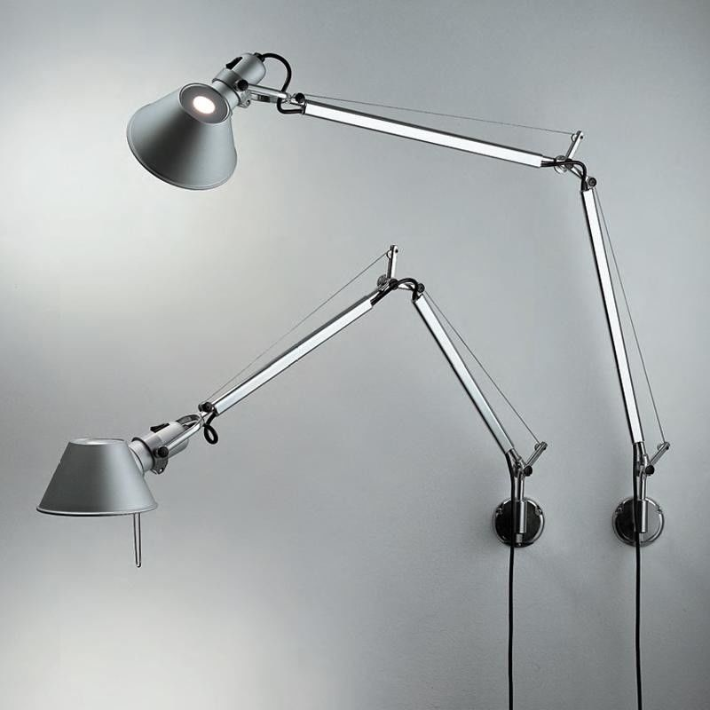 Tolomeo Mini Parete Wall Lamp | Artemide | Ambientedirect.Com