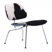 Vitra - LCM Eames Chair Calf's Skin