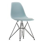 Vitra - Eames Plastic Side Chair DSR gepolstert