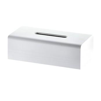 Decor Walther - Stone KB Papiertuchbox - weiß/8x26x13.5cm/Als Wand- oder Standmodell verwendbar