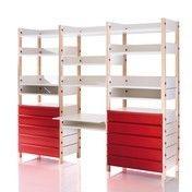 Magis: Hersteller - Magis - My Storage Regalwand Kinderzimmer