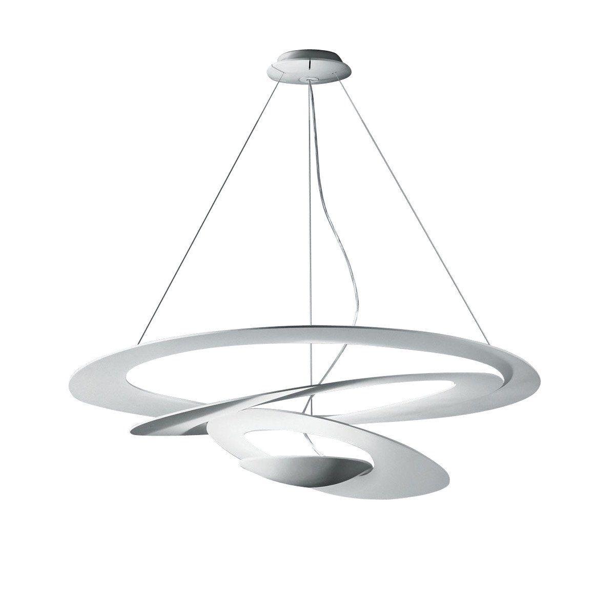 pirce led suspension lamp artemide. Black Bedroom Furniture Sets. Home Design Ideas