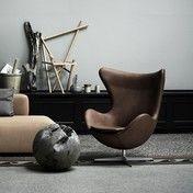Fritz Hansen - Limited Edition Egg Chair/Das Ei Loungesessel