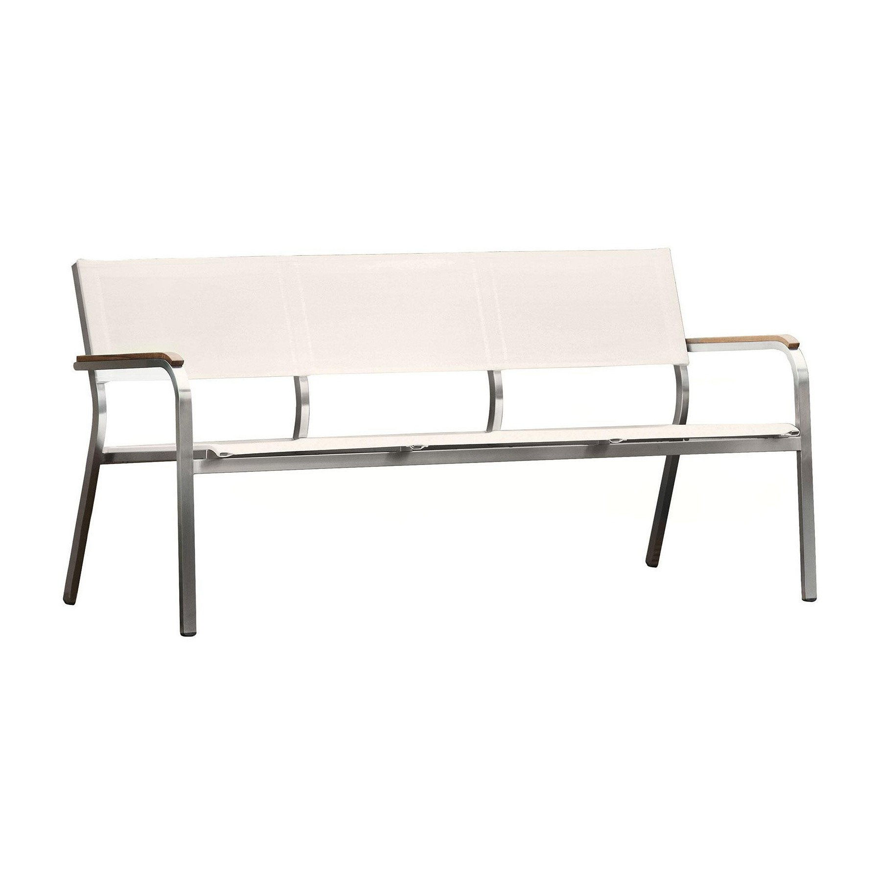Luxembourg Lounge Stoel.Jan Kurtz Lux Xl Lounge Bench 3 Seater Ambientedirect