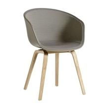 HAY - About a Chair 22 Stuhl mit Spiegelpolster Gestell Eiche