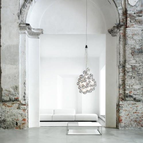 Luceplan - Stochastic LED Pendelleuchte