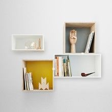 Muuto - Mini Stacked Shelf Set