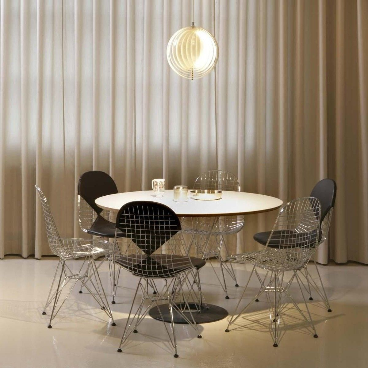 Vitra Eames Wire Chair Dkr 2 H42cm