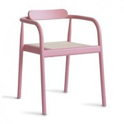 PLEASE WAIT to be SEATED - Chaise avec accoudoirs Ahm