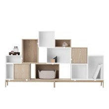 Muuto - Stacked 2.0 Regalsystem 8