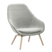 HAY - Fauteuil About a Lounge Chair AAL 93