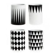 ferm LIVING: Hersteller - ferm LIVING - Geometry Becher