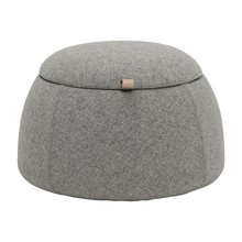 Bloomingville - Rock Stool With Storage