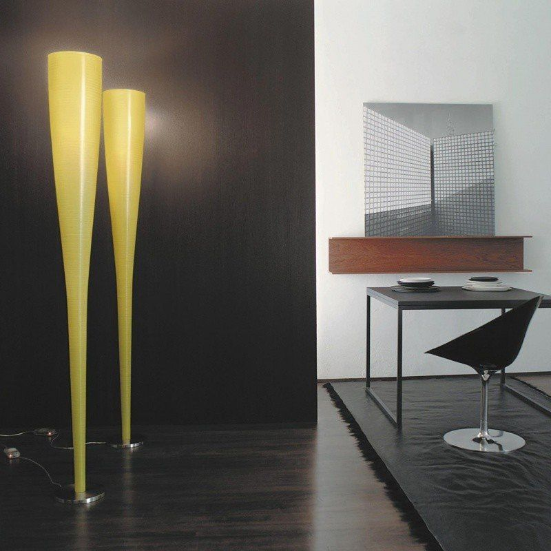 mite lampadaire foscarini. Black Bedroom Furniture Sets. Home Design Ideas