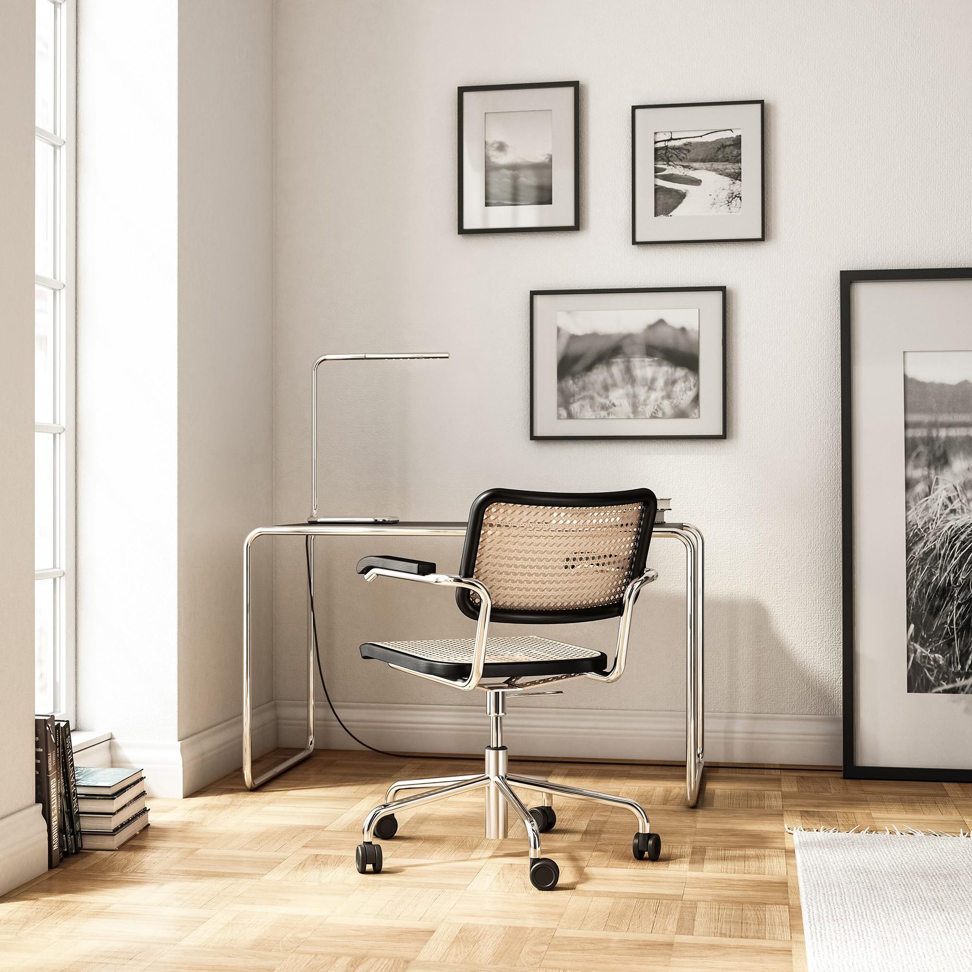 Thonet S 285 0 Desk Ambientedirect