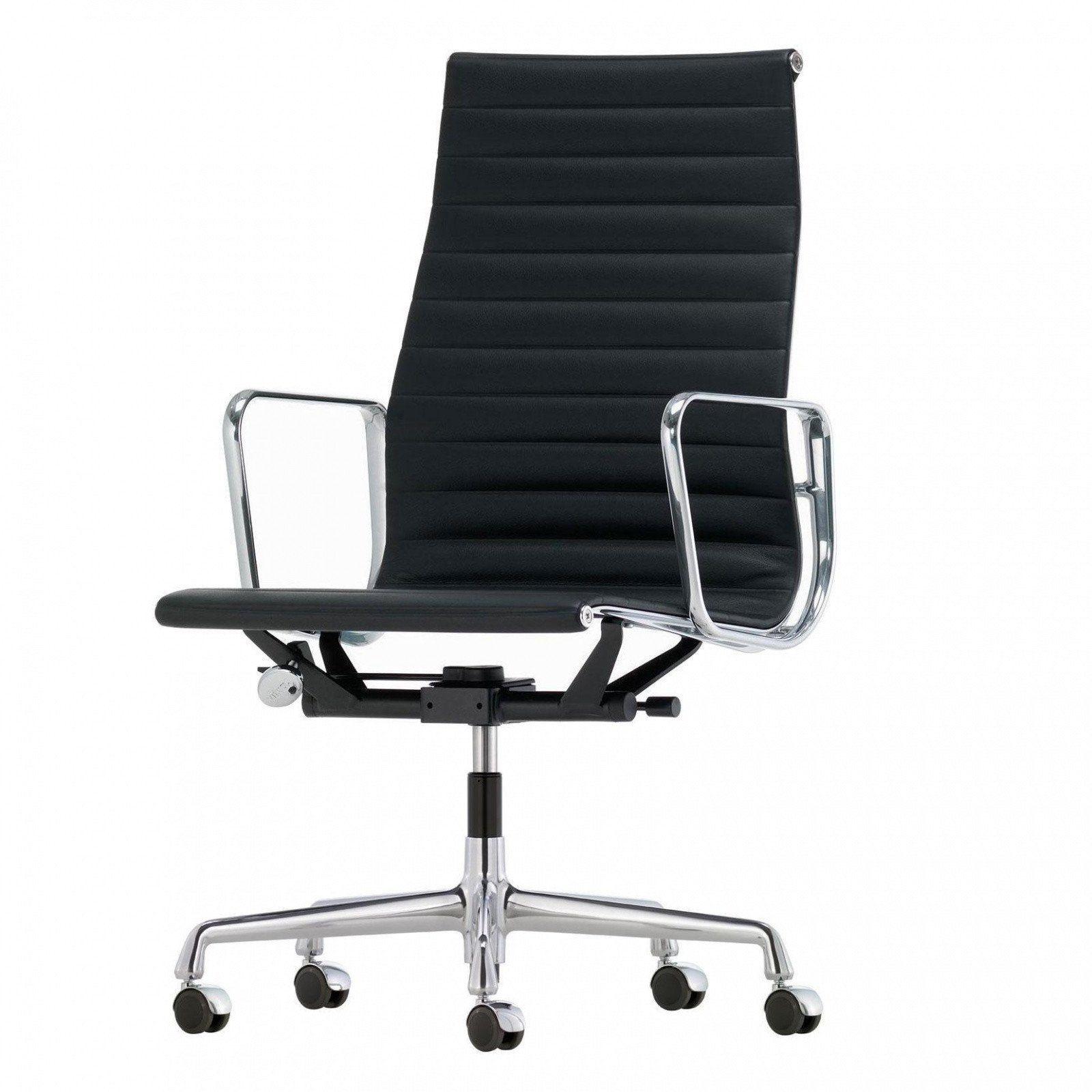 ea 119 alu chair b rostuhl gestell verchromt vitra. Black Bedroom Furniture Sets. Home Design Ideas