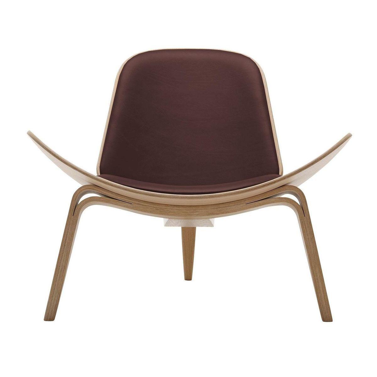 Carl Hansen Chairs carl hansen ch07 shell chair lounge chair | carl hansen