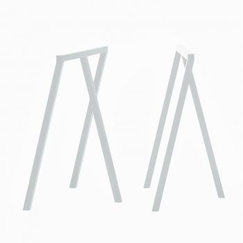 HAY - Loop Stand Frame 2 pieces - white