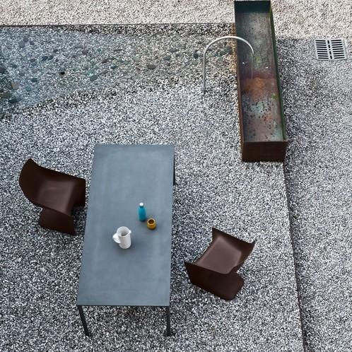 Kristalia - Boiacca Beton Esstisch