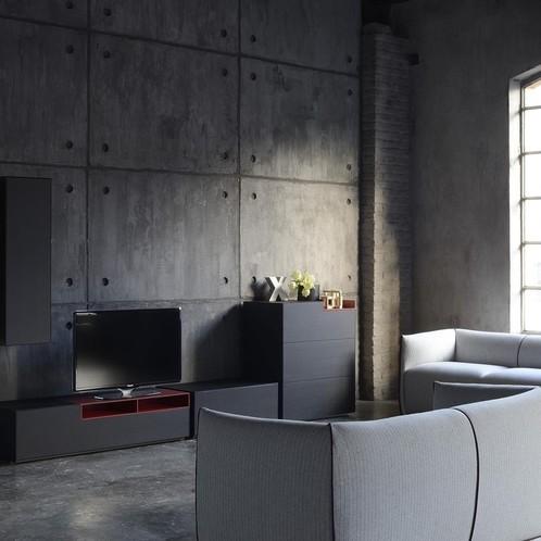 MDF Italia - Inmotion Highboard