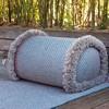 GAN - Garden Layers Big Roll Kissen