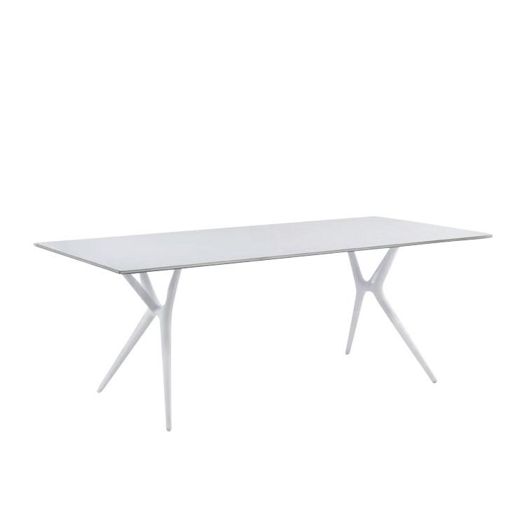 Kartell Spoon Table 200cm Ambientedirect
