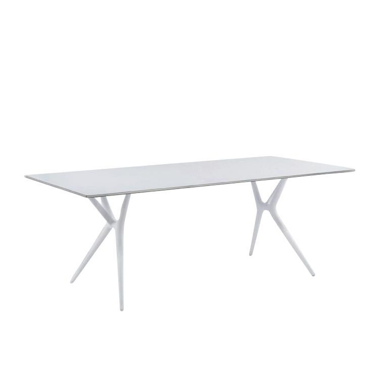 Spoon Table 200Cm | Kartell | Ambientedirect.Com