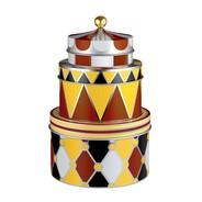 Alessi - Set de 3 boîtes porte-objets Circus