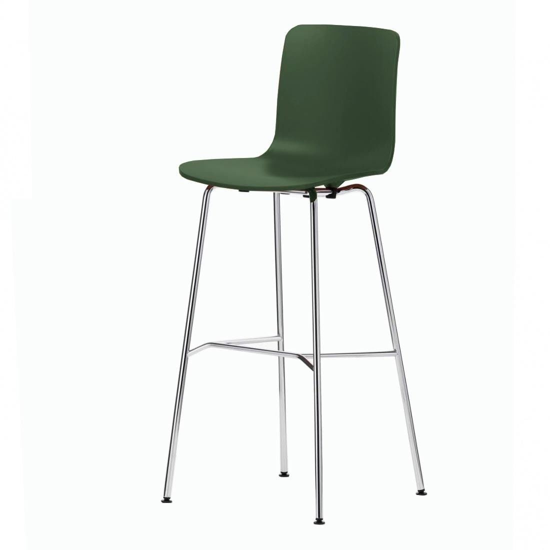 Hal Stool High Bar Stool Vitra