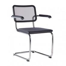 Thonet - S 64 N Cantilever Armchair Beech